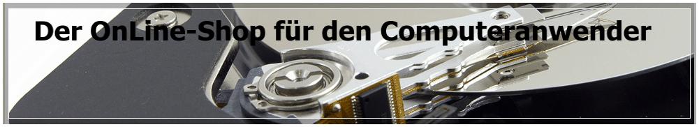 Shop007 - der Festplattenprofi --Logo